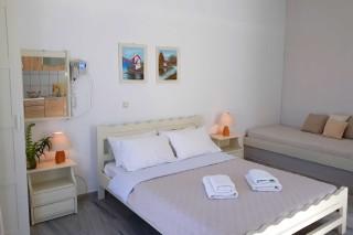 studios athina bedroom