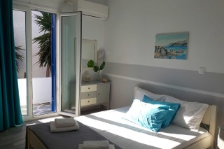 studios athina rooms bedroom
